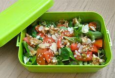 salade op werk