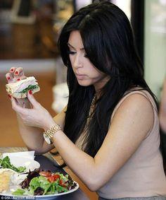 The Kardashian Style: Kim Kardashian Diet