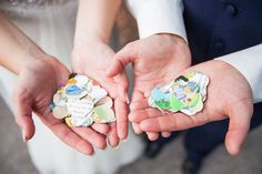 Palm Beach Zoo outdoor Disney-themed wedding | Equally Wed