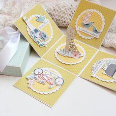 Paper Boxes, Scrapbooks, Coasters, Blog, Wedding, Valentines Day Weddings, Coaster, Scrapbooking, Blogging