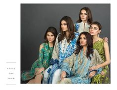 Casual Pakistani dresses