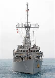 US Navy decommissions USS Guardian mine countermeasure ...