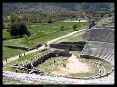 Dodoni Ancient Theater Epirus