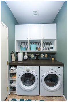 Laundry Room Makeove