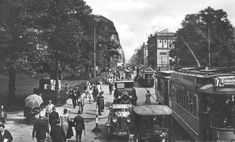 Leipziger Platz um 1925