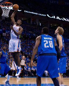 Serge Ibaka looking more comfortable in Oklahoma City Thunder offense - #examinercom