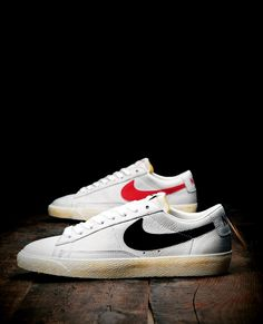 f4d152de02231c Nike Blazer Low Vintage Premium- they don t make em like