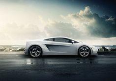 White Lambo