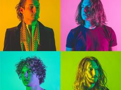 Interview: Sea Girls: Daisy Sells meets the alt-pop foursome Interview, Culture, Music, Daisy, Faces, Fictional Characters, Girls, Travel, Musica