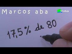 Porcentagem - matemática - YouTube
