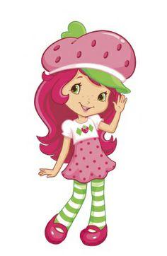 Strawberry Shortcake Cartoon Characters   Strawberry Shortcake