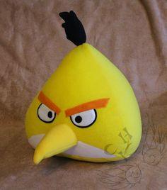 Igła Młotek i Pędzelek: Angry Birds