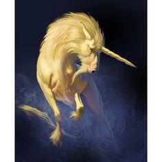 Unicorn by danecozens