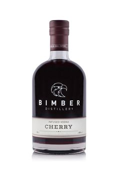 Savour the sweetness, Cherry Vodka from Bimber Distillery ,buy your own bottle