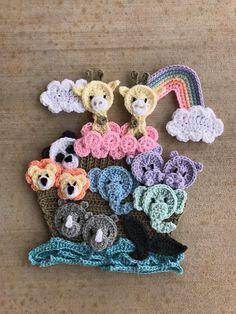Mesmerizing Crochet an Amigurumi Rabbit Ideas. Lovely Crochet an Amigurumi Rabbit Ideas. Crochet Applique Patterns Free, Granny Square Crochet Pattern, Crochet Motif, Crochet Flowers, Crochet Stitches, Knitting Patterns, Crochet Appliques, Crochet Amigurumi, Crochet Toys