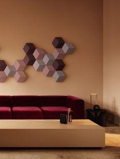 """Bang and Olsen """"wall of sound"""""""