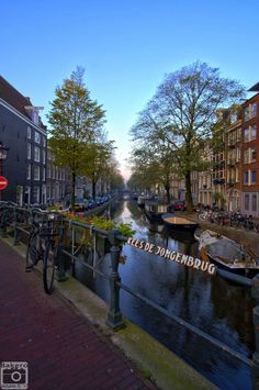 Amsterdam Canals, Amsterdam Netherlands, Windmill, 17th Century, Daydream, To Go, Places, The Netherlands, Holland