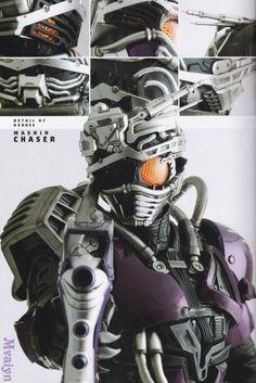 21 Best Mashin Chaser images in 2019 | Kamen rider drive
