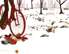"Check out new work on my @Behance portfolio: ""Autumn"" http://be.net/gallery/43730731/Autumn"