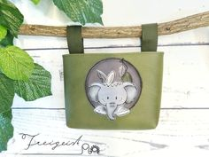 Lenkertasche Elefant Boho :: Freigeist - kreatives Handwerk Reusable Tote Bags, Wallet, Boho, Free Spirit, Creative Crafts, Tricycle, Small Bags, Kids Clothes, Elephants