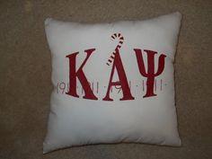 Kappa Alpha Psi pillow