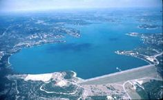 Canyon lake, texas we spent our honeymoon there! GREAT!