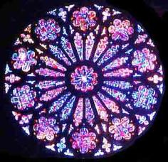 Image of stained glass window at the National Cathedral in Washington DC Medieval Stained Glass, Stained Glass Church, Stained Glass Art, Stained Glass Windows, Mosaic Glass, Washington National Cathedral, Rose Window, Church Windows, Stained Glass Designs