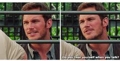 Chris Freakin Pratt