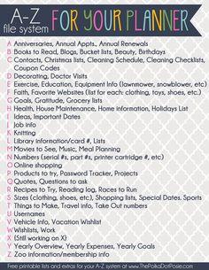 New Agenda Planner Organization Filofax 21 Ideas To Do Planner, Planner Tips, Planner Pages, Life Planner, Happy Planner, Printable Planner, Printables, Agenda Planner, House Planner