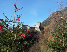 castel tirolo טירת טירול Merano מראנו mercatini di Natale שוקי חג המולד
