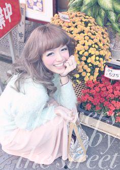 QiuQiu in Japan http://bongqiuqiu.blogspot.de