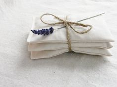 Stick these in your sock dresser drawers, in your pillowcase, in your linen cabinets... they smell amazing and lavender is said to relieve stress! From my friend @gardenmis on #etsy!