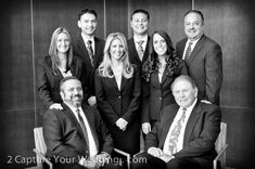 corporate portraits group