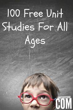 100 Free Unit Studie