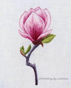 Leaf Tattoos, Magnolia, Magnolias