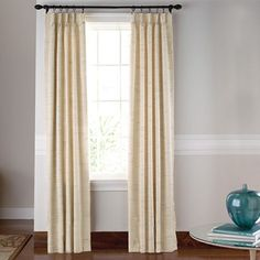 Jewel Tex III Pinch-Pleat Curtain Panel Pair - jcpenney