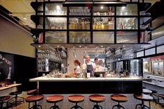 British chef Jason Atherton's tapas eatery 22 Ships, in Wanchai.