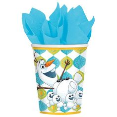 Olaf and his friends are ready to star in your child's birthday theme.  The…