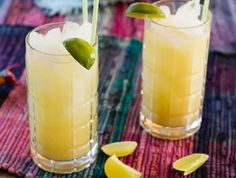 Refreshing easy Mexican mule cocktail with tequila, ginger beer, and fresh lime juice over ice. Delicious as a mocktail mule drink too! Refreshing Cocktails, Easy Cocktails, Fun Drinks, Alcoholic Beverages, Cocktail Maker, Cocktail Drinks, Cocktail Recipes, Tequila, Vodka