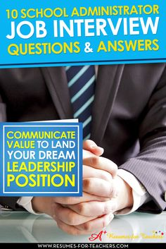 Questions and answers leadership interview pdf