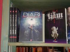 #DiariDalSottosuolo in libreria