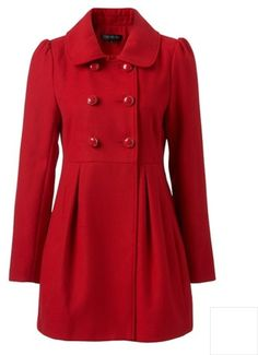 """""""Red Coat"""" by denise-schmeltzer on Polyvore"""