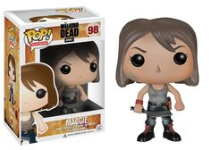 Figurine pop Maggie - The Walking Dead - Funko Pop! Vinyl