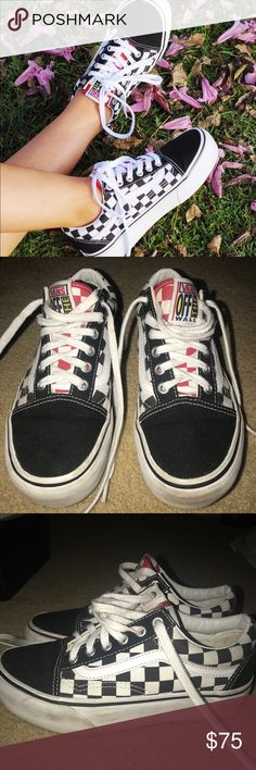 f66009c22a4 UO x VANS old skool Urban outfitters x vans shoes collab. UO EXCLUSIVE! I