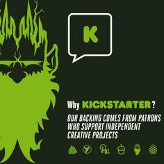 Show your Support and Pledge today! https://www.kickstarter.com/projects/recreator/recreator-hemp-apparel