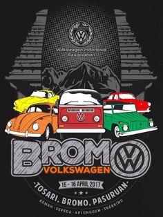 Bromo Volkswagen 2017 15 – 16 April 2017 Pasuruan, Indonesia.   Hosted by: Bromo Volkswagen Facebook:
