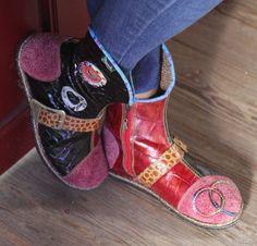 FURAT - PISAVERDE,diseño y producción de calzado ARTESANO