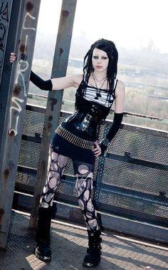 †♡❤ Goth Girls ❤♡†