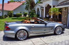 mercedes r230 wheels