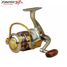 2016 New Arrival Hot 10 BB 1000-7000 Series High Quality Spinning Fishing Reel Fish Wheel Freshwater Saltwater